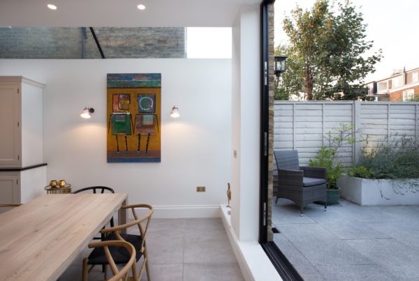 full home renovation chiswick