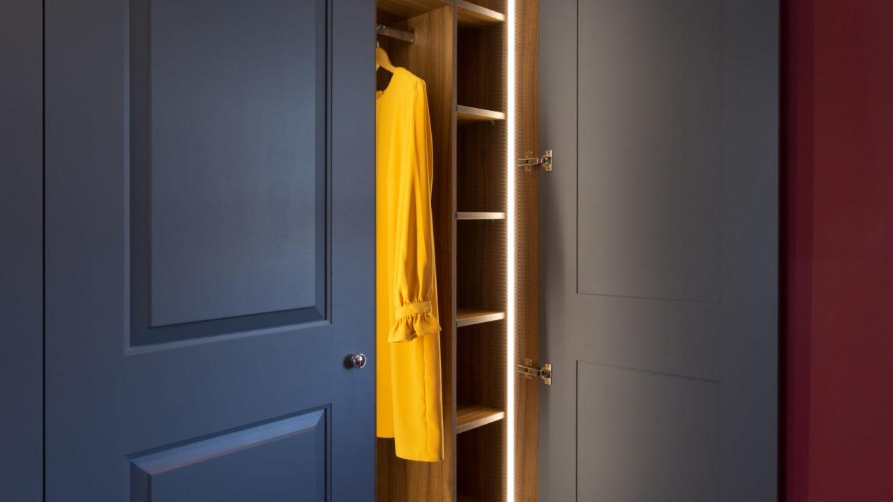 wardrobe loft conversion