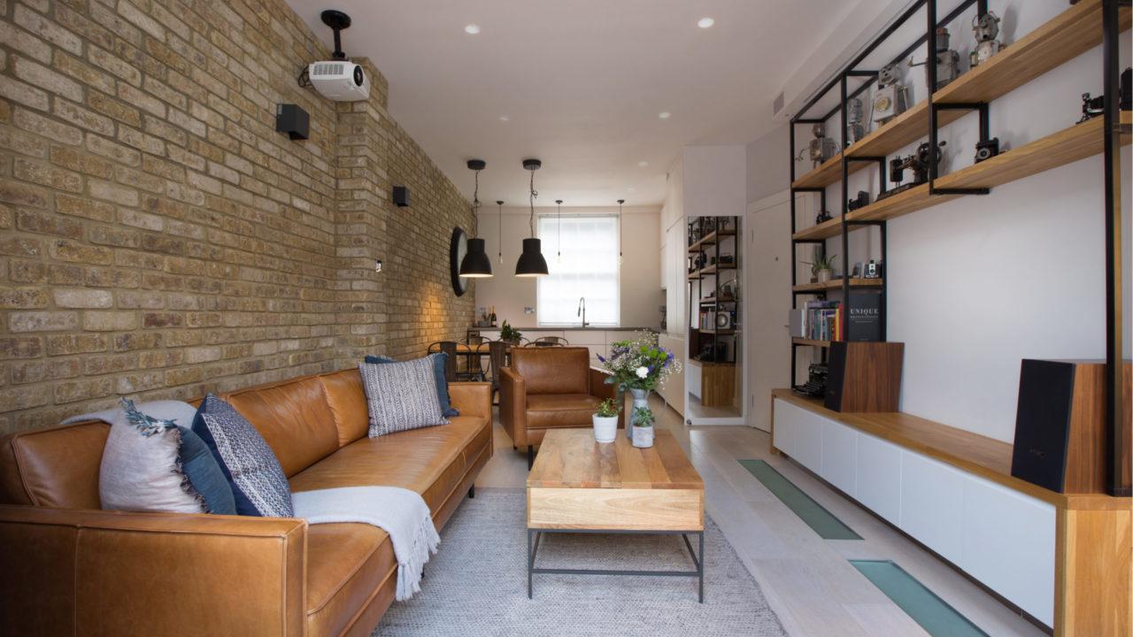 London home renovation